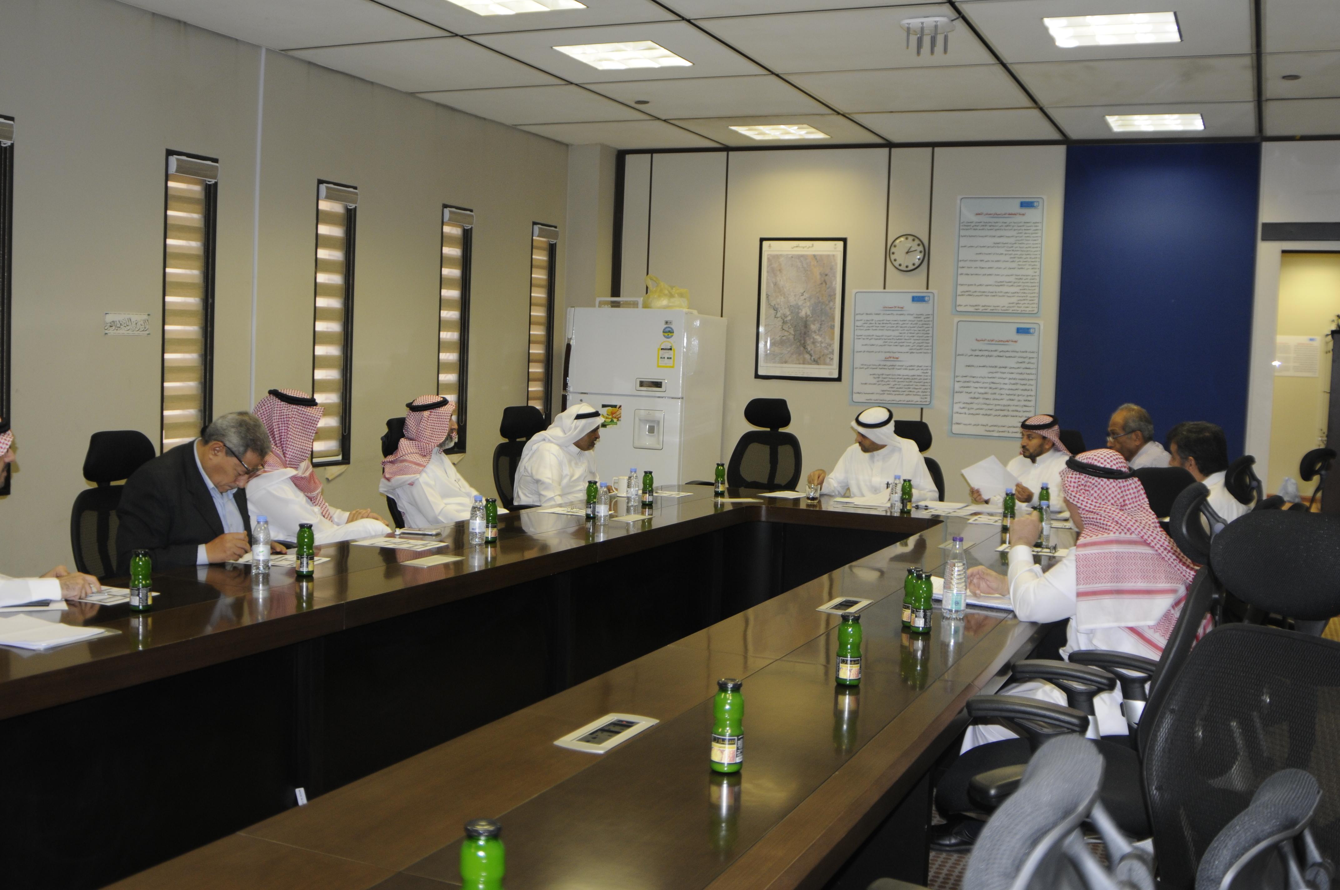 الاجتماع الثاني لمجلس قسم الجيولوجيا و الجيوفيزياء