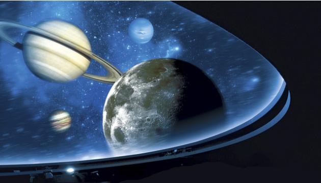 إعلان عن فتح باب الزيارة للقبة الفلكية في قسم الفيزياء والفلك