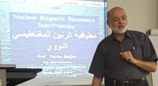 دورة الرنين النووي المغناطيسي