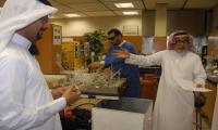 زيارة الرئيس التنفيذي لشركة وادي الرياض